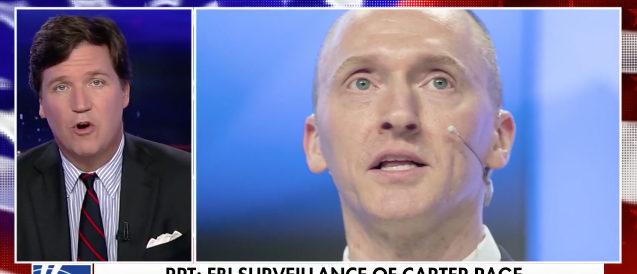 Tucker Carter Page Fox News screenshot