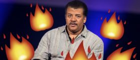 Neil DeGrasse Tyson Says 'Prayers' Do Not Stop Bullets — Internet Lights Him On Fire