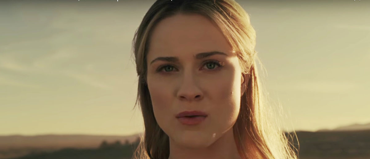 Westworld Dolores (Credit: Screenshot/YouTube HBO)