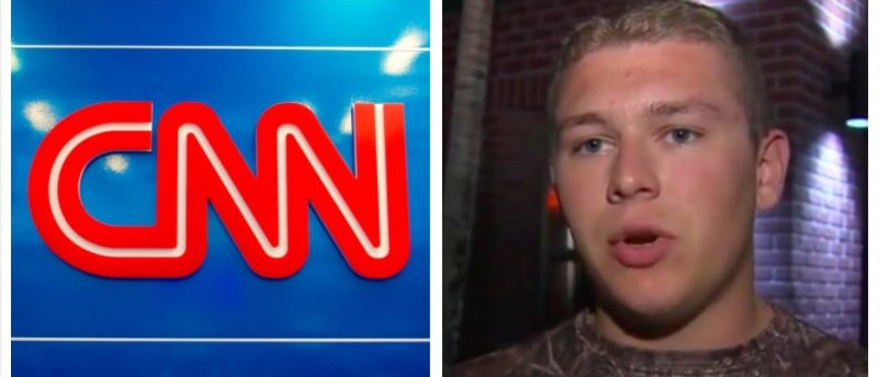 CNN, Colton Haab (Shutterstock, Screenshot/WPLG-TV)