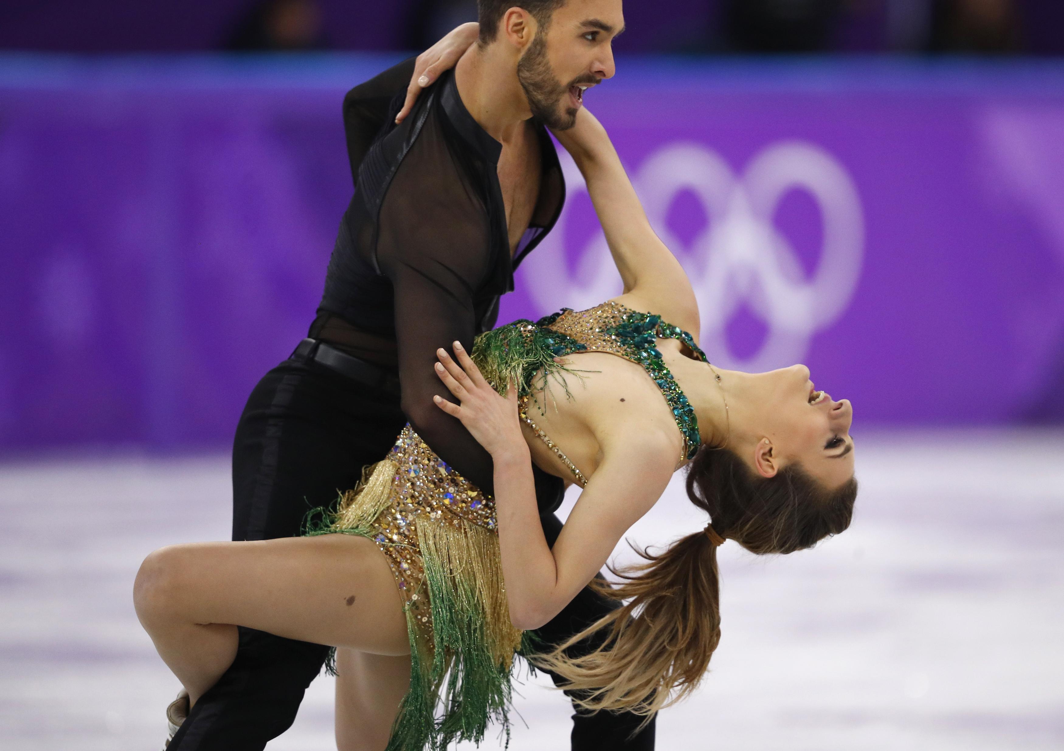 nip malfunction Olympic slip wardrobe