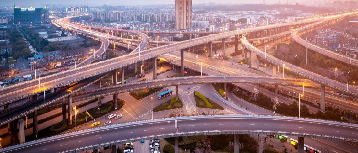 infrastructure highways Shutterstock/zhangyang13576997233