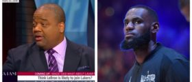 Jason Whitlock: LeBron's Self-Comparisons To Civil Rights Icons Are 'Well Intentioned' But 'Laughable'