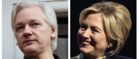 Julian Assange's President's Day Dig At Hillary Was Predictable, But The Responses Were Lit