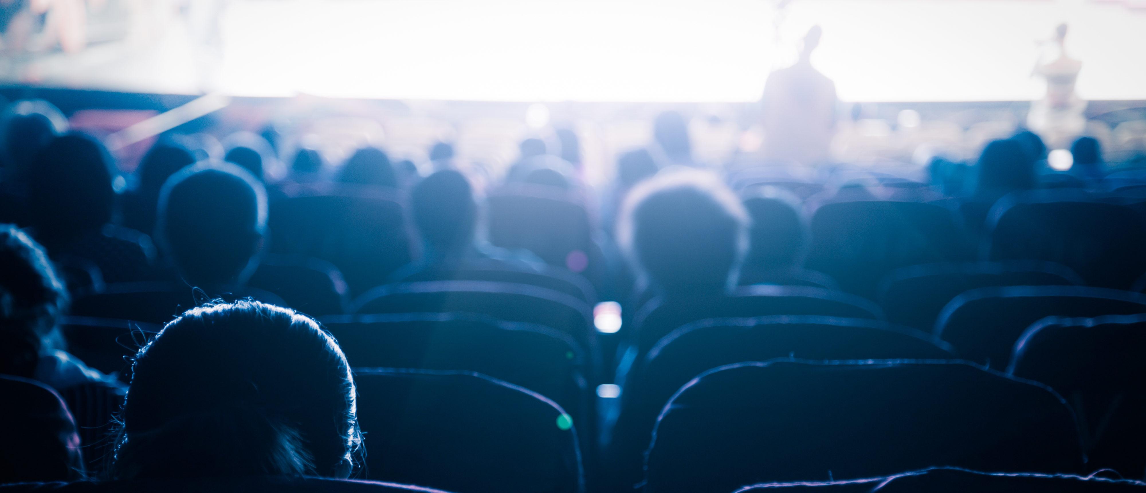 Movie theater Darkest Hour Shutterstock