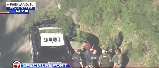 WATCH — Police Arrest Suspect In Florida High School Shooting