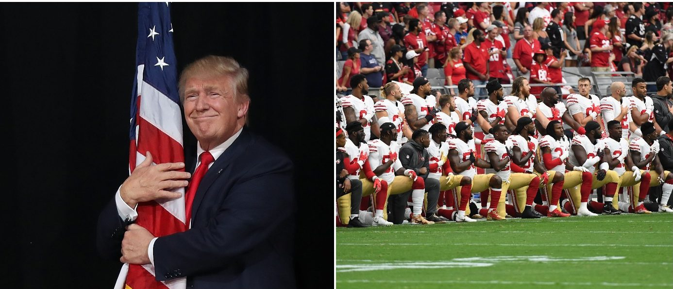 Left: Photo by Joe Raedle/Getty Images Right: Photo by Norm Hall/Getty Images