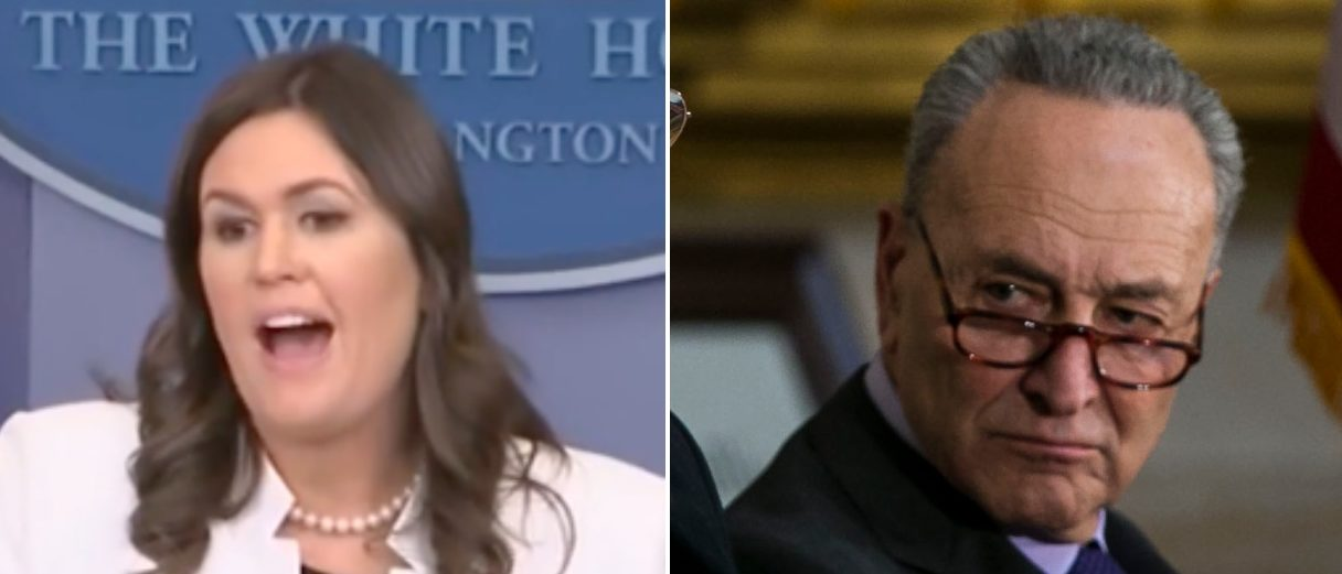 Left: CSPAN3 screenshot Right: Photo by Al Drago-Pool/Getty Images