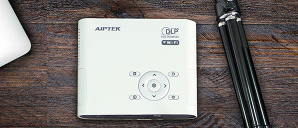 Aiptek an100 hd dlp pocket projector the daily caller for Mirror pocket projector