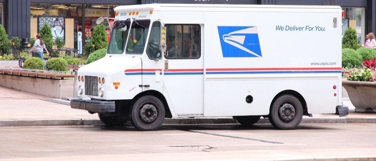 postal service USPS Shutterstock/Tupungato