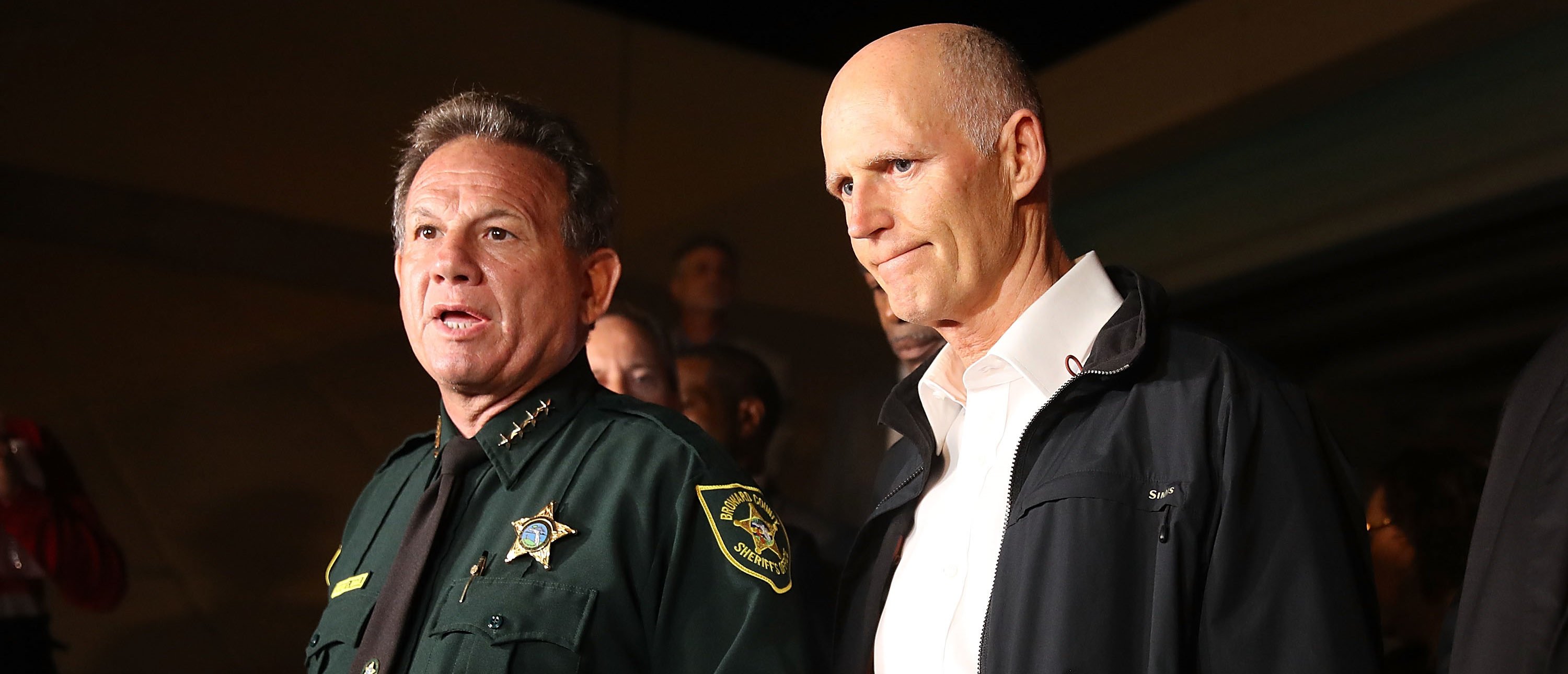Florida Governor Opening Probe Into Broward County Sheriff ...
