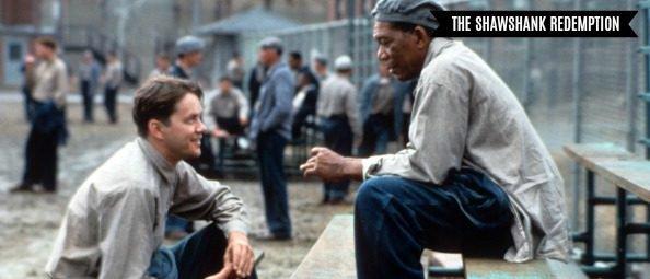 The Shawshank Redemption (Photo: Getty)