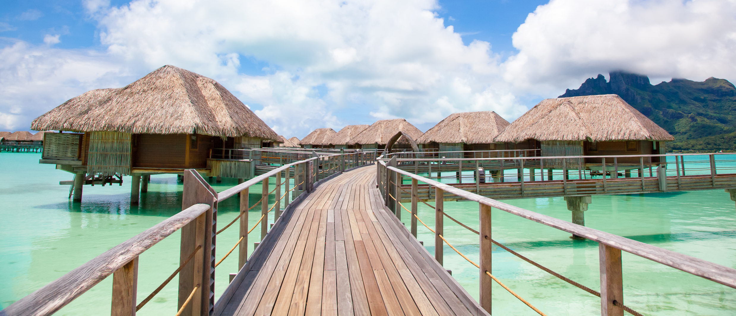 Four Seasons Resort Bora Bora is a unique experience you dont want to miss. (Photo: Shutterstock)