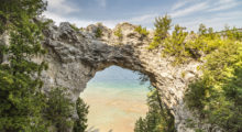 Mackinac National Park --- Est. 1875 (became a state park in 1895), President Ulysses Grant (Photo: Shutterstock)