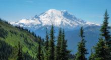 Mount Rainier National Park --- Est. 1899, President William McKinley (Photo: Shutterstock)