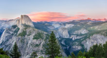 Yosemite National Park (changed from state to national) --- 1890, President Benjamin Harrison (Photo: Shutterstock)