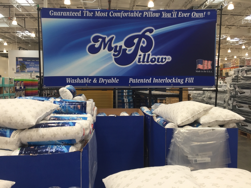 Mypillow Which Stood With Laura Ingraham Has A 1 New