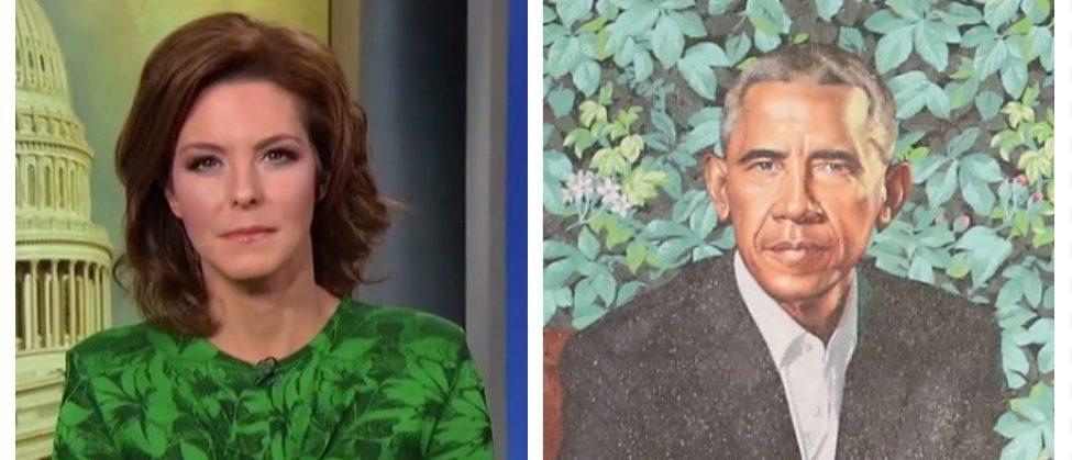 For Some Reason, Stephanie Ruhle Dressed Up Like Obama's ...