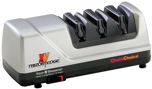 Normally $210, this electric knife sharpener is 52 percent off today (Photo via Amazon)