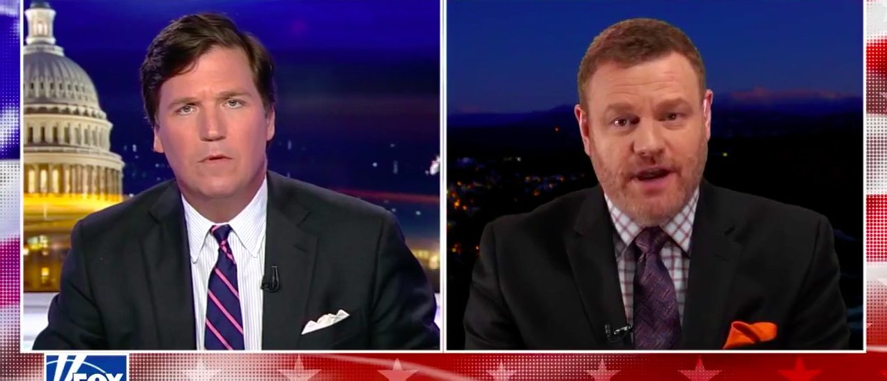 Tucker Carlson, Marc Steyn (Fox News)
