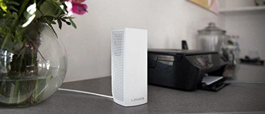 This WiFi system works with Amazon Alexa (Photo via Amazon)