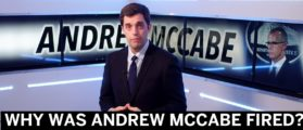 WATCH: Why Did Andrew McCabe Get Fired from the FBI?