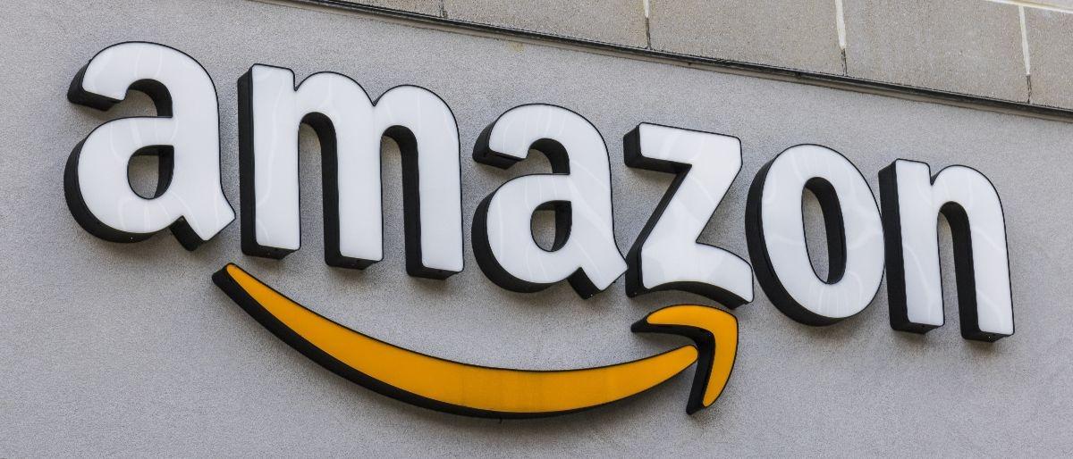 Amazon sign Shutterstock/Jonathan Weiss