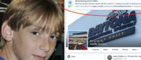 Facebook Memorializes School Shooter By Asking People To 'Remember And Celebrate His Life'