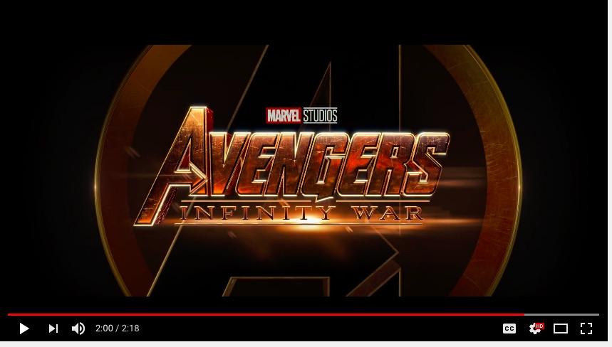 Avengers: Infinity War (Photo: YouTube Screenshot)