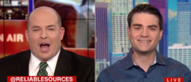 'CNN's Been Pretty Bad' — Ben Shapiro Straight Up Calls Out CNN's Gun Coverage To Brian Stelter's Face