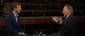 Democratic Challenger Laughs And Agrees When Bill Maher Calls Ted Cruz An 'A**hole'