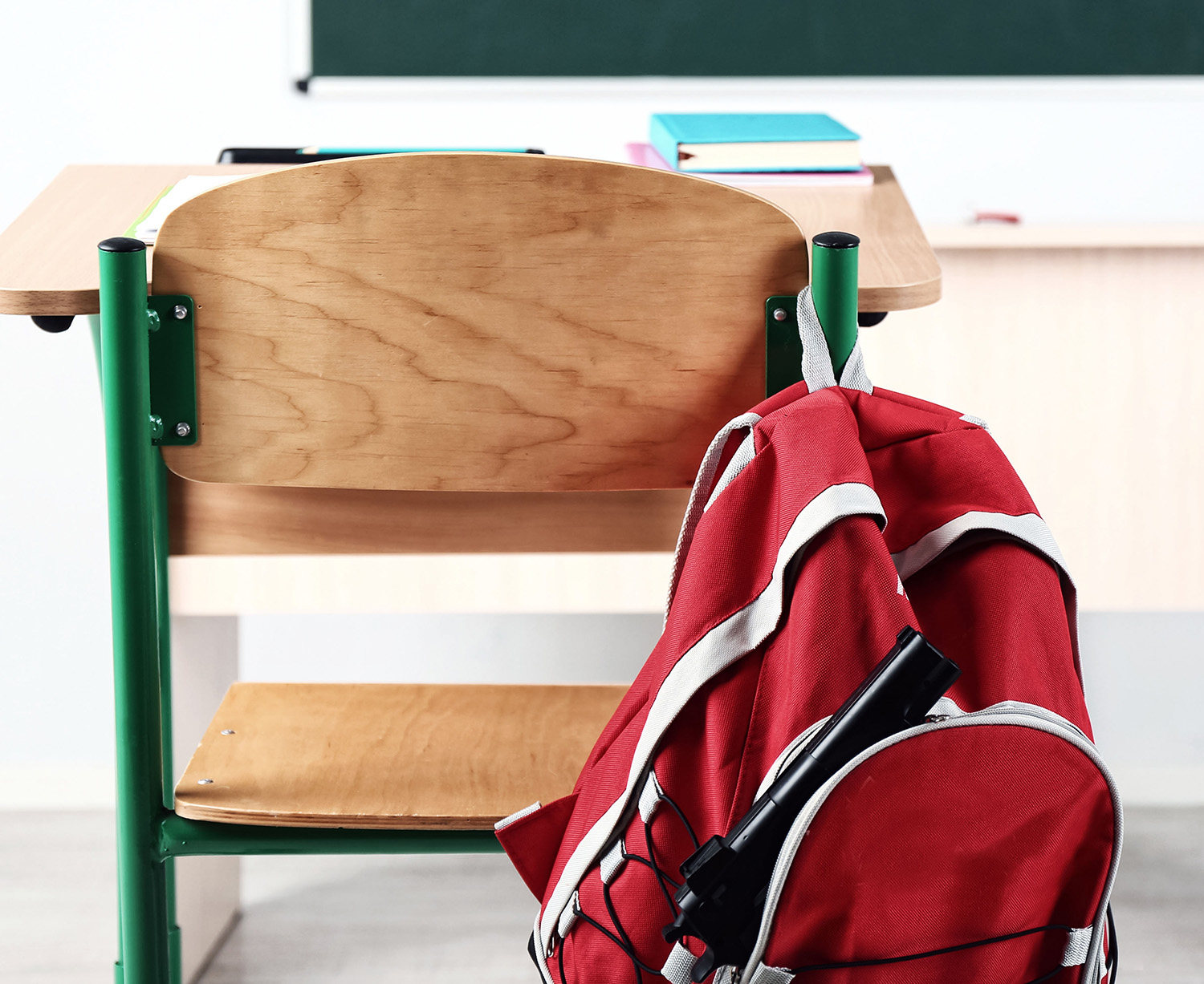 One student was killed and another injured in a school shooting in Alabama on Wednesday afternoon, officials said. Africa Studio/Shutterstock