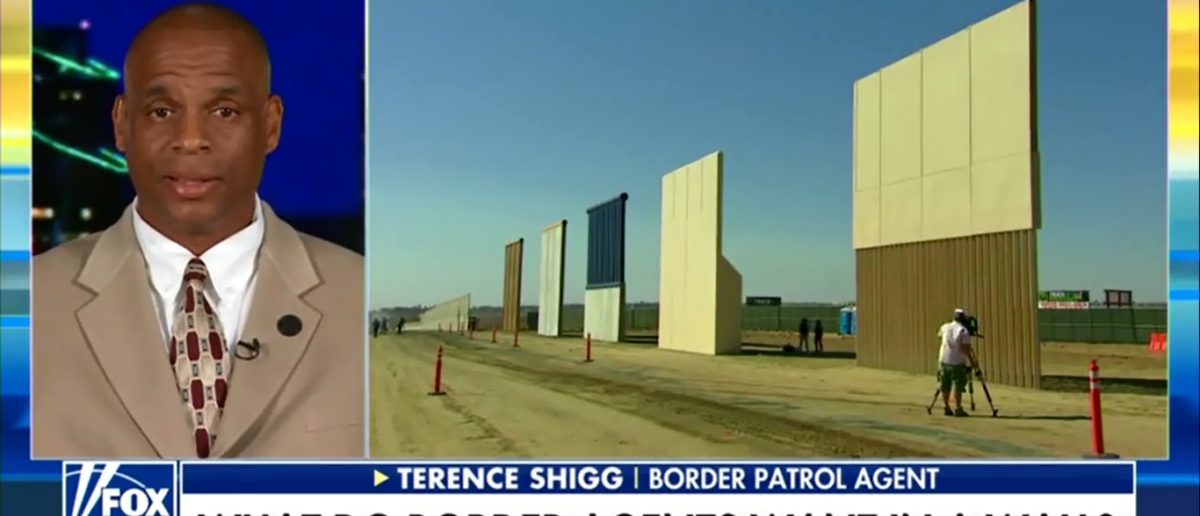 Border Patrol Agent Wall Makes It Easier For Us To Do Our Jobs - Fox & Friends 3-14-18