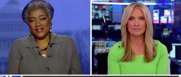 Brazile Fox News screenshot