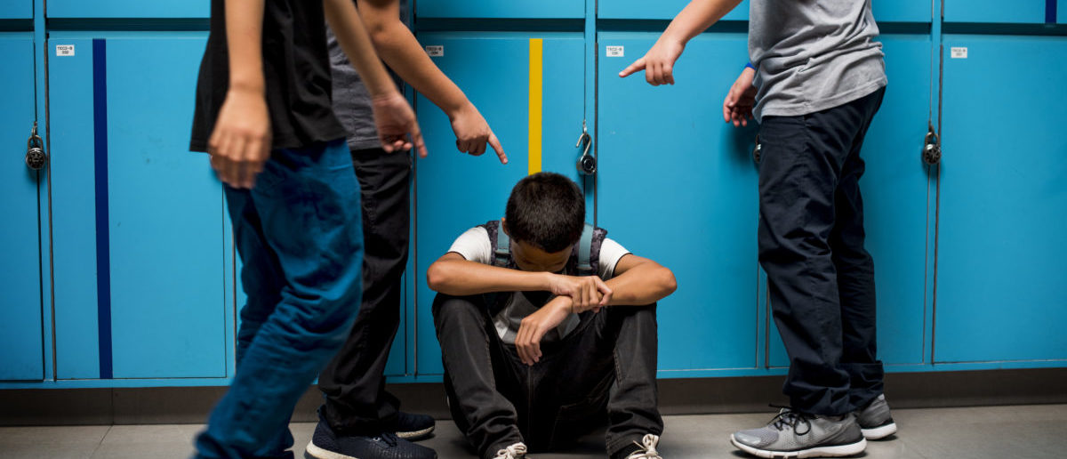 Bullying/ Rawpixel.com/Shutterstock