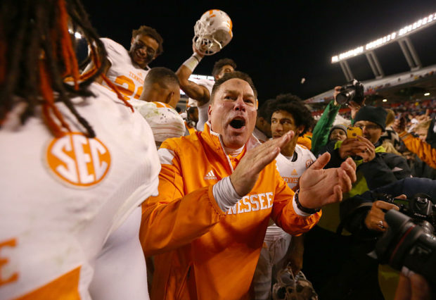 Fans react to news that Butch Jones reportedly will join Alabama's staff