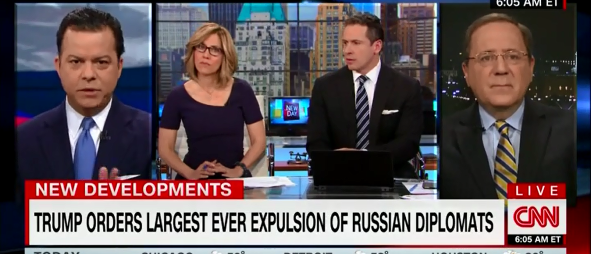 CNN's John Avlon Caves And Gives Credit To Trump For Actions Against Russia - New Day 3-27-18