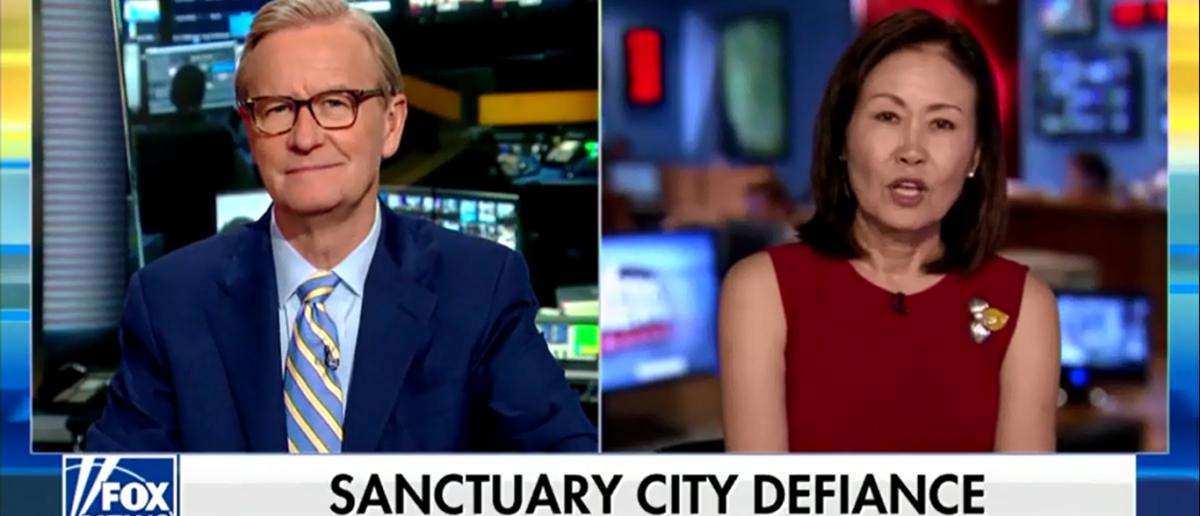 California County Supervisor On Fighting Sanctuary Cities 'Comes Down To Public Safety - Fox News 3-23-18 | O.C. Official Defies Sanctuary State