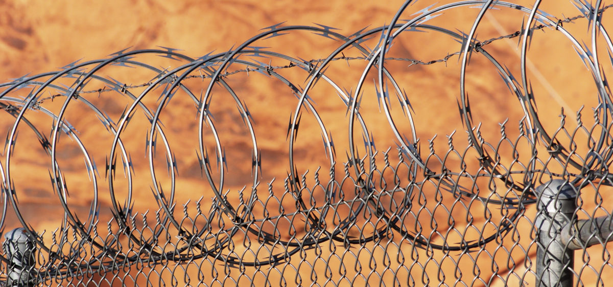 The Texas Department of Criminal Justice agreed to better train its staff and pay a hefty sum to a former transgender prisoner who alleges that he was raped and beaten in prison.(Shutterstock/Jim Parkin)