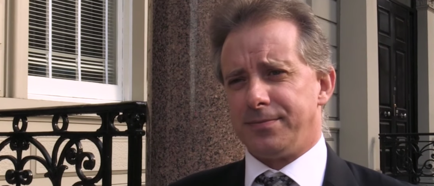 Report: British Intelligence Questioned Christopher Steele's Judgment In Assessment Given To FBI