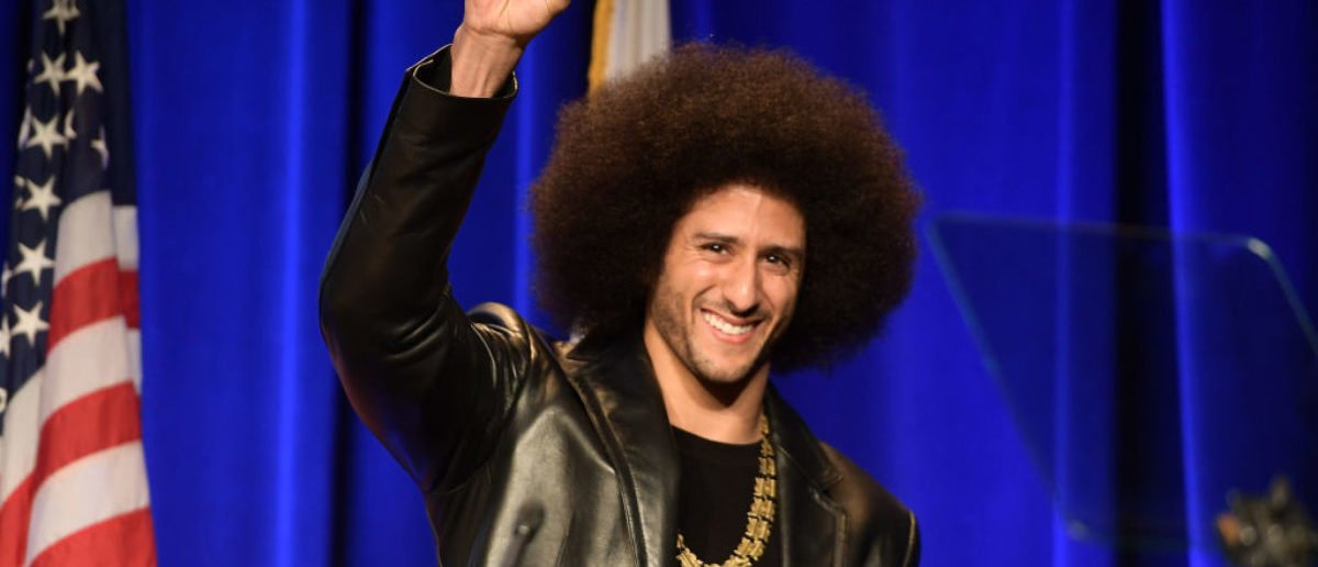 SCHILLING: Is Nike Helping Colin Kaepernick To Make Anti-Americanism Mainstream? | The Daily Caller
