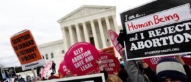 California Passed A Law Requiring Pro-Life Clinics To Promote Abortion. SCOTUS Is Poised To Strike It Down