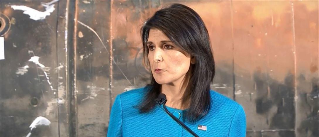 Nikki Haley Slams Russia In Fiery UN Speech | The Daily Caller