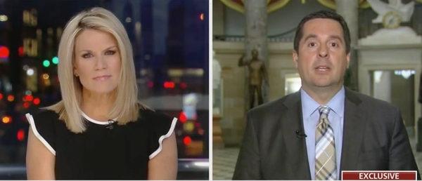 Devin Nunes Fox News screenshot