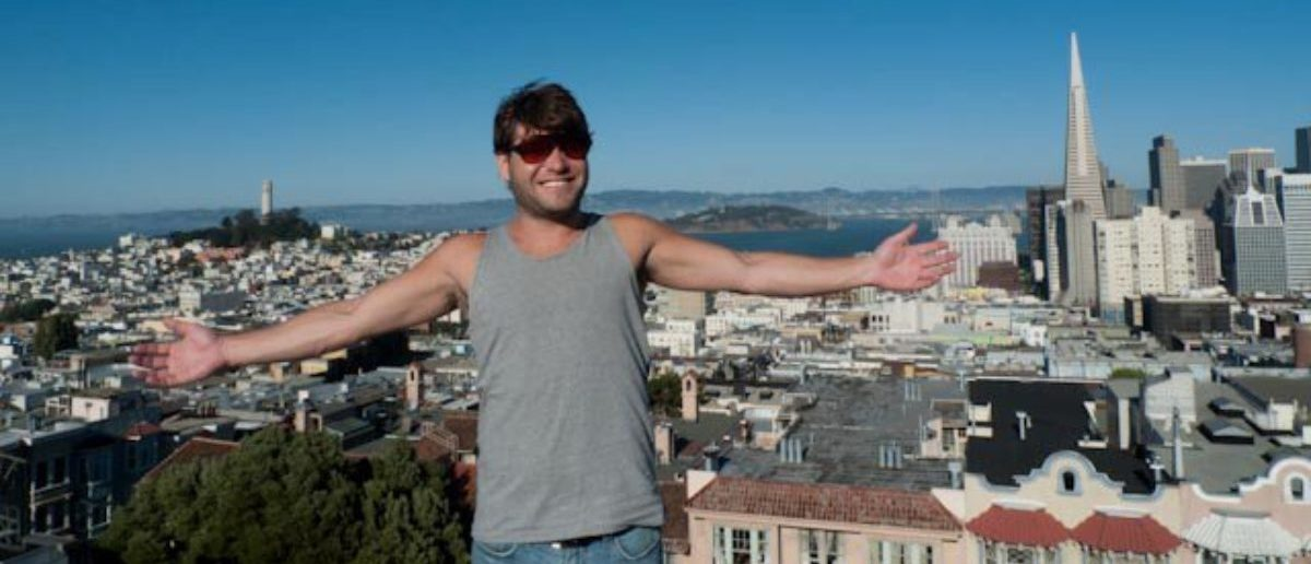 Drew Rosenberg - who was killed by an illegal immigrant --3-26-18 Photo Courtesy Of Don Rosenberg