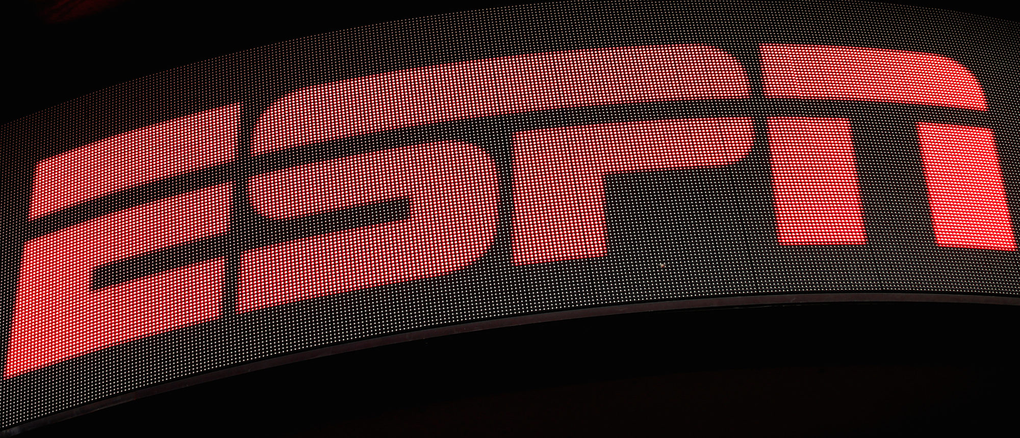 The ESPN logo is seen on an electronic display in Times Square in New York City, August 23, 2017. REUTERS/Mike Segar