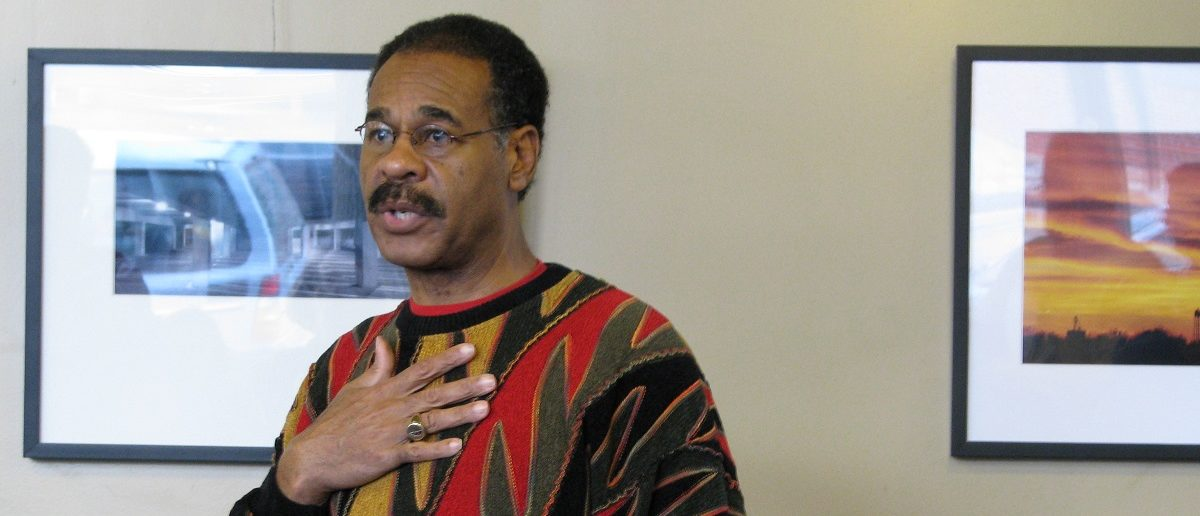 Emanuel Cleaver / Government photo / https://www.flickr.com/photos/repcleaver/6032824814/