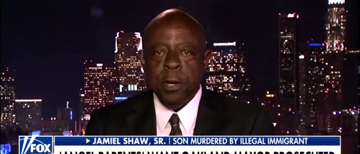 Father Of Murdered Illegal Immigrant Calls Out Oakland Mayor For Allowing Americans To Be Murdered' - Fox & Friends 3-16-18 (Screenshot/Fox News)