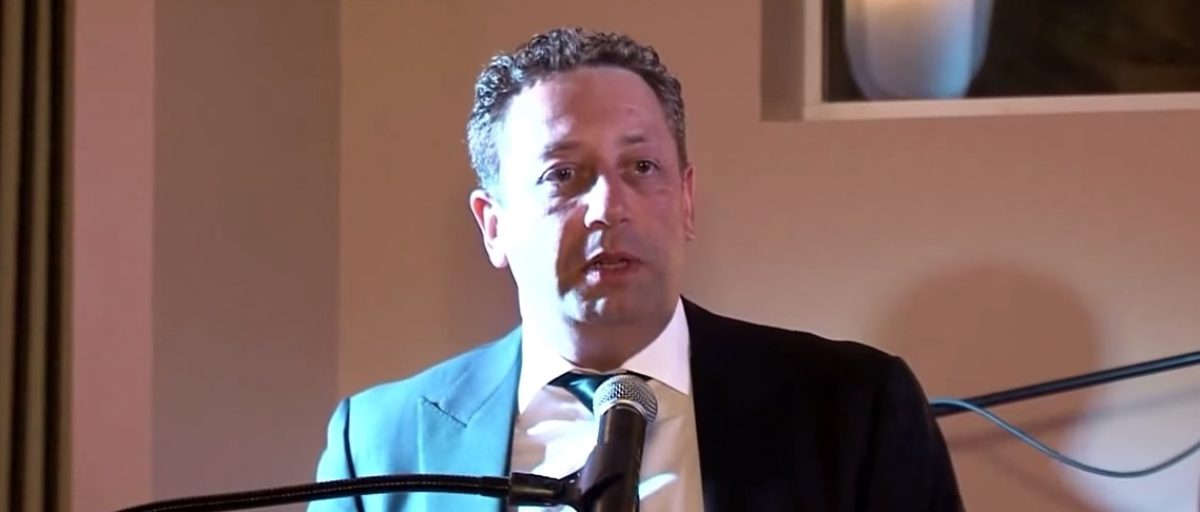 Felix Sater (YouTube screen capture/Felix Sater)