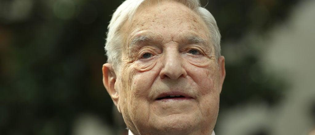 KOLB: A Conservative Salute To George Soros